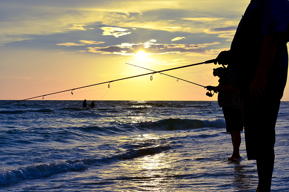 fishing off the beach on anna maria island.jpg
