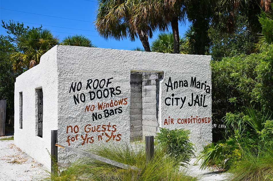 must do list anna maria island city jail