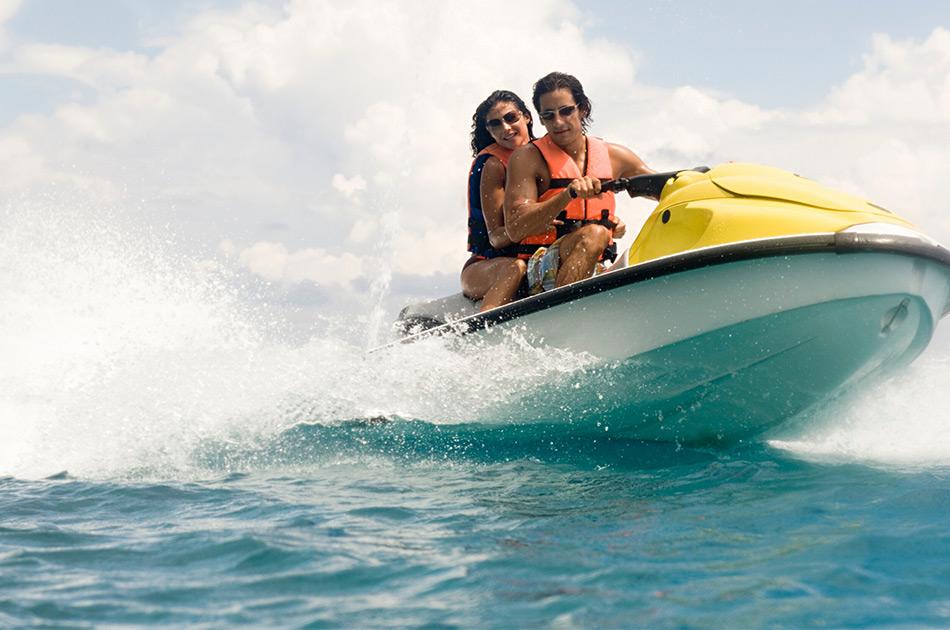 rent a jet ski on anna maria island