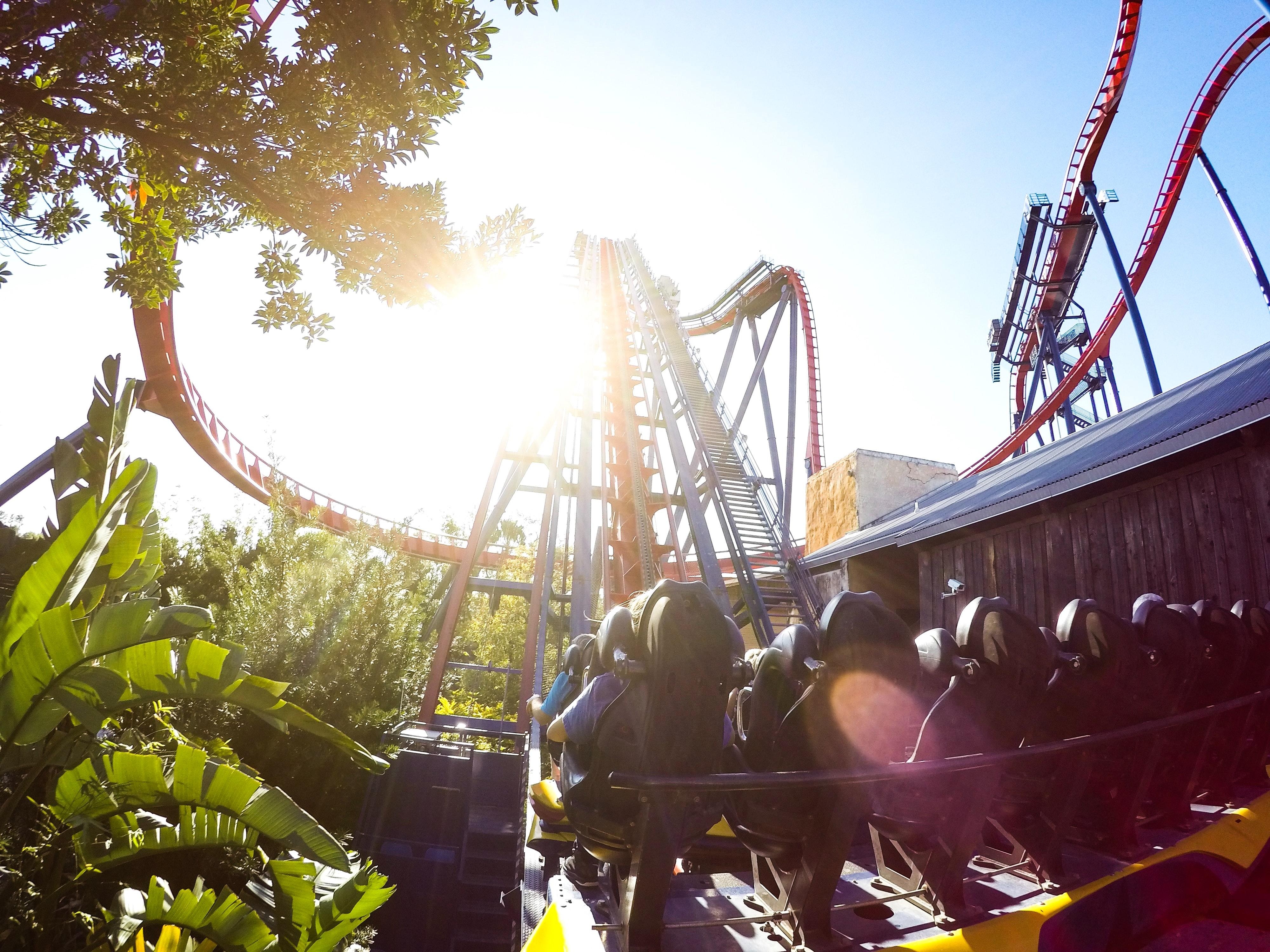 theme parks close to anna maria island florida busch gardens