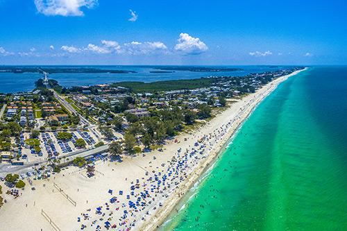 anna maria island best beaches manatee public beach