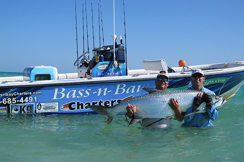 anna maria island fishing charters bass and bay charters