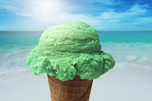 best icream shop anna maria island island scoop