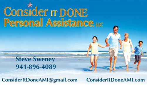 concierge errands grocery shopping anna maria island consider it done