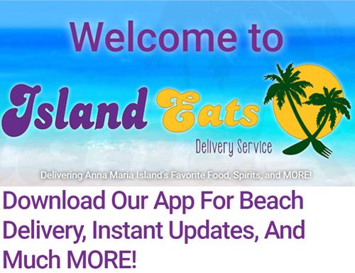food delivery anna maria island