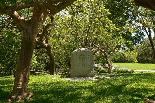 parks near anna maria isalnd de soto memorial park