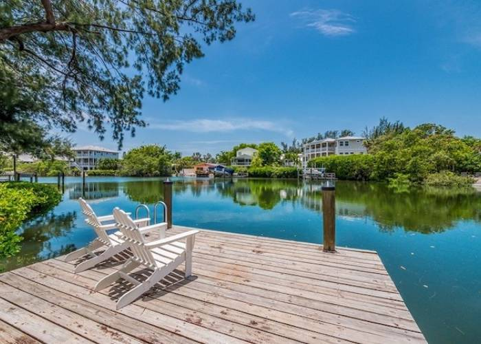 Anna Maria Rental with Dock Access