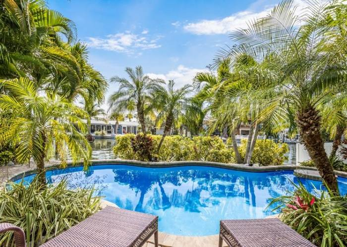 Anna Maria Rental with Private Heated Pool