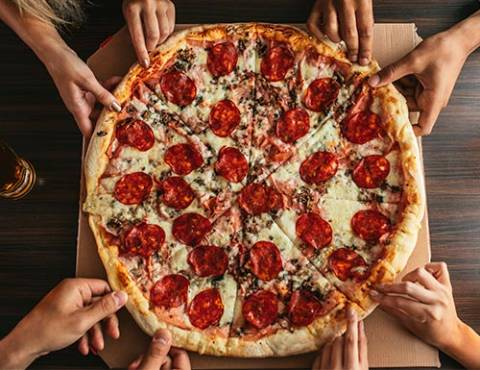 Best pizza places on Anna Maria Island Accommodations